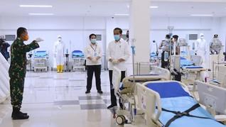 Corona, Jokowi Perintahkan Impor Bahan Baku APD Dilonggarkan