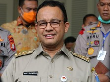 Langgar Aturan PSBB, Anies Tutup 20 Perkantoran di Jakarta!