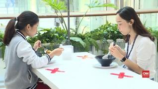 VIDEO: Melihat Cara Warga Thailand Jaga Jarak Cegah Corona