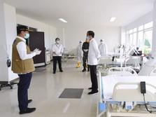 Darurat Corona RI, 5.816 Orang Daftar jadi Relawan COVID-19