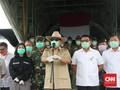 Prabowo soal Opsi Lockdown: Kita Tak Mau Otoriter
