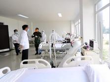 Catat! RS Darurat Covid-19 Wisma Atlet Sudah Rawat 208 Pasien