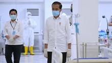 Jokowi Ingatkan Pemda: Karantina Wilayah Kewenangan Pusat