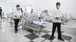 Jokowi Minta Gubernur Siapkan Bansos Atasi Corona di Daerah