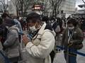Kasus Virus Corona di Jepang Melampaui 5.000 Orang