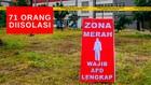 VIDEO: Sehari Beroperasi, 71 Orang Diisolasi