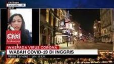 VIDEO: WNI Ceritakan Kondisi Wabah Corona di Inggris