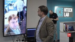 VIDEO: Ancang-ancang Lockdown, Moskow Siapkan 100 Ribu CCTV
