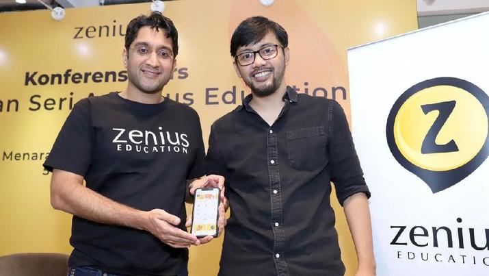 Zenius Education sebagai pionir pendidikan berbasis teknologi di Indonesia memutuskan untuk terus menggratiskan akses ke 80.000 video pembelajaran.