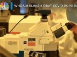 WHO Uji Klinis 4 Obat Covid 19, Ini Daftarnya