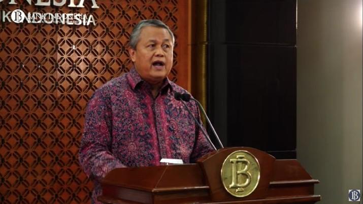 Bank Indonesia (BI) menyebutkan terjadi aliran modal asing keluar (outflow) yang cukup signifikan