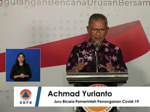 Kasus Positif Covid 19 di Indonesia Mencapai 686 Orang