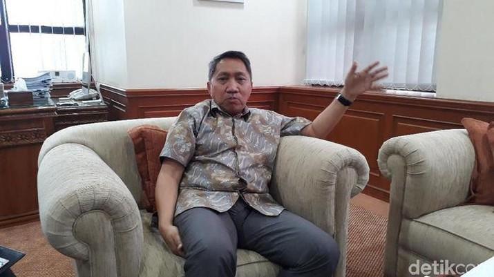 Direktur Jenderal Industri Logam, Mesin, Alat Transportasi, dan Elektronika (Dirjen ILMATE) Harjanto meninggal dunia.