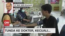 VIDEO: Dr. Adib: Dokter Mendahulukan Pasien 'Emergency'