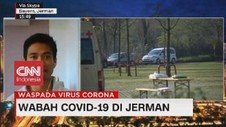 VIDEO: Wabah Covid-19 di Jerman