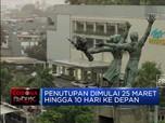 Plaza Indonesia Ditutup Sementara Akibat Corona