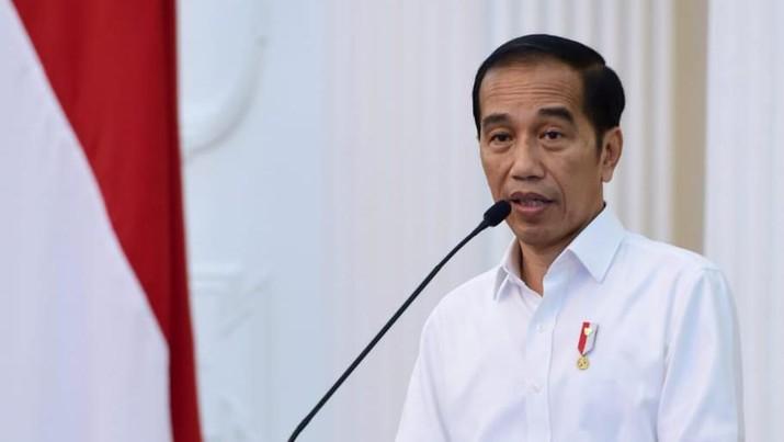 Demikian dikatakan Jokowi dalam ratas hari ini.Titah Jokowi: Situasi tidak Normal, Perbanyak Padat Karya Tunai!