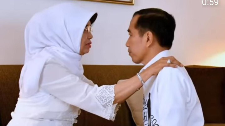 Ibunda Jokowi Wafat, Ini Pesan Duka Presiden & PM Singapura