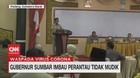 VIDEO: Gubernur Sumbar Imbau Perantau Tidak Mudik