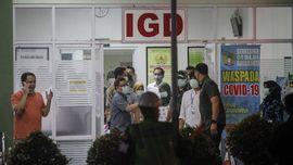 Istana Minta Masyarakat Tak Ramai-ramai Melayat Ibunda Jokowi