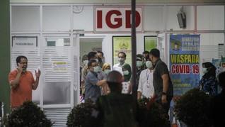 Istana Pastikan Ibunda Jokowi Tak Meninggal karena Corona