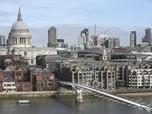 Rekor, Ekonomi Inggris Terkontraksi 5,8% karena Corona