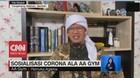 VIDEO: Sosialisasi Corona ala Aa Gym