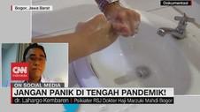 VIDEO: Jangan Panik di Tengah Pandemik