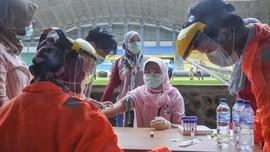 Hasil Rapid Test di Jabar, 409 Orang Positif Corona