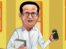 Cerita Nadiem Baru Punya IG, Kagum Jokowi Update Soal Rakyat