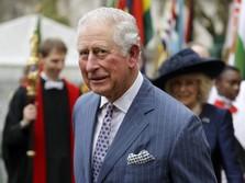 Positif Corona, Pangeran Charles Blak-blakan ke Warga Inggris