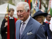 Berita Baik, Pangeran Charles Sembuh dari Covid-19