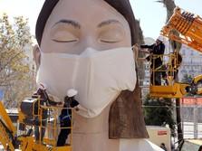 Goks! Masker Israel Klaim Bisa Cegah Corona 99%