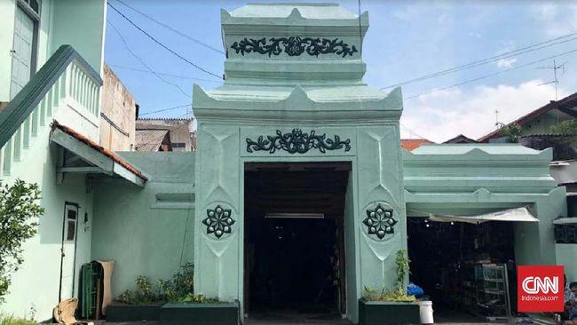 Area Ziarah Makam Sunan Ampel Surabaya Tutup karena Corona