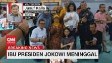 VIDEO - Jusuf Kalla: Ibunda Jokowi Sosok Yang Sederhana