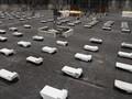 FOTO: Negara-negara Sigap Bangun RS Darurat Tangani Corona