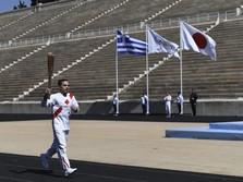 Covid Ganas Lagi, Estafet Obor Olimpiade di Osaka Dibatalkan!