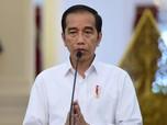 Jokowi Buka-bukaan Soal Tak Larang Mudik 2020