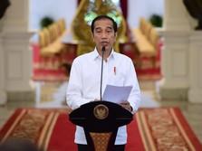 Jokowi Sebut Ibunda Sudjiatmi Sudah 4 Tahun Mengidap Kanker