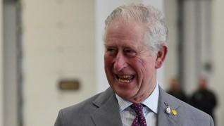 Pangeran Charles Sembuh dari Infeksi Virus Corona