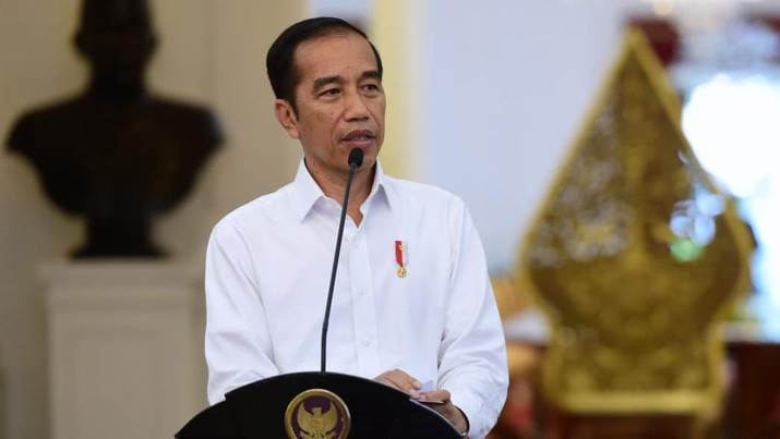 Presiden Joko Widodo Jokowi (Biro Pers Sekretariat Presiden/Muchlis Jr)
