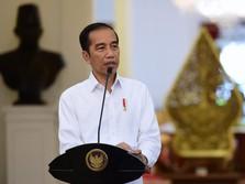 Tak Mau Lockdown, Jokowi: Kita Tak Bisa Tiru Negara Lain