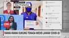 VIDEO: Ramai-Ramai Dukung Tenaga Medis Lawan Covid-19