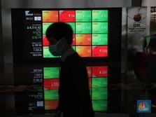 China Kirim Kabar Bagus, IHSG Berbalik Menguat di Sesi I