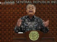 Suku Bunga BI Tetap 4,5%, Saham Perbankan Kompak Cuan!