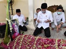 Saat Sri Mulyani Terharu dan Bangga Lihat Jokowi
