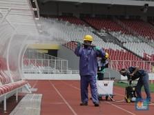 Wah Bikin Iri! Fans Sepak Bola China Boleh ke Stadion Lagi!