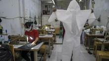 DKI Kekurangan APD dan Masker untuk Tenaga Medis