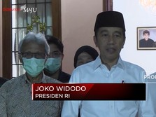 Presiden Jokowi Ungkap Sakit yang Diderita Ibundanya