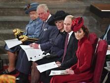 Keluarga Kerajaan Inggris Banjir Kritik, Kok Bisa?